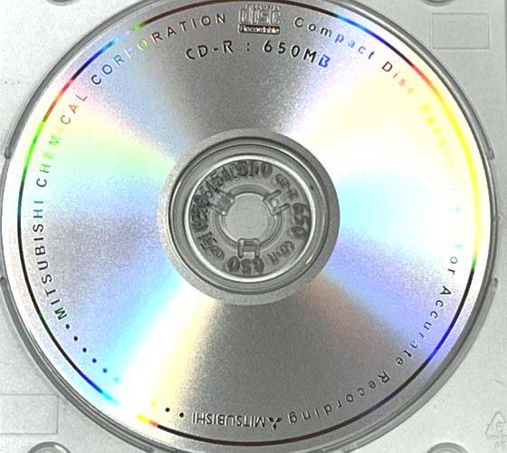 DVD・CD・BD(ブルーレイディスク)のデータを復元するには