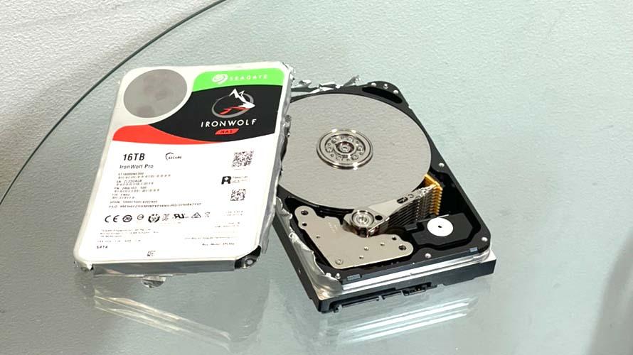 ハードディスクのエラーのチェックと修復方法