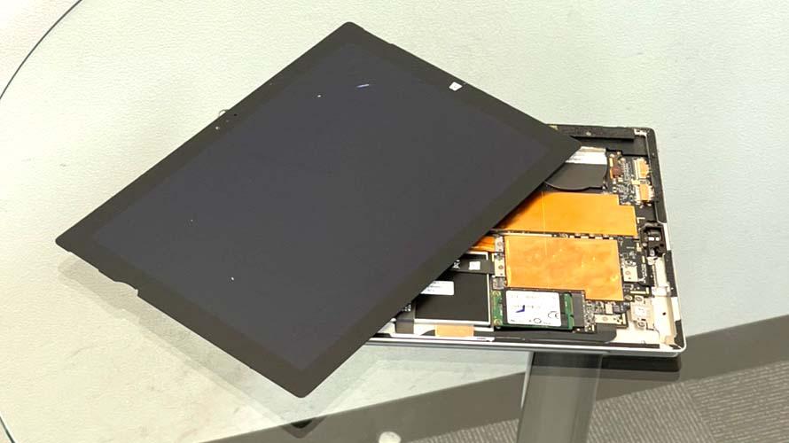 タブレットの電源が入らない時の対処方法(Android編)