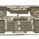 USB-C充電できないMacbook Proのロジックボード修理方法