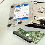 HDD復旧に関する技術情報